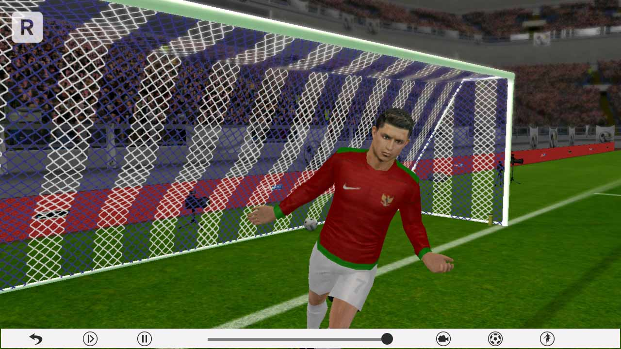Kit Timnas Indonesia Untuk Game Dream League Soccer 2016