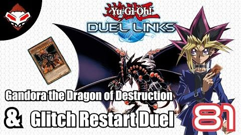 Glitch Yu-Gi-Oh! Duel Links – Restart Duel