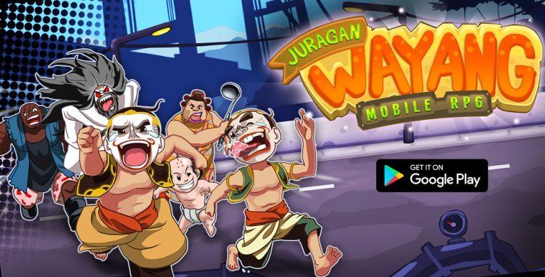 Juragan Wayang Mobile RPG: Game Strategi Penuh Komedi