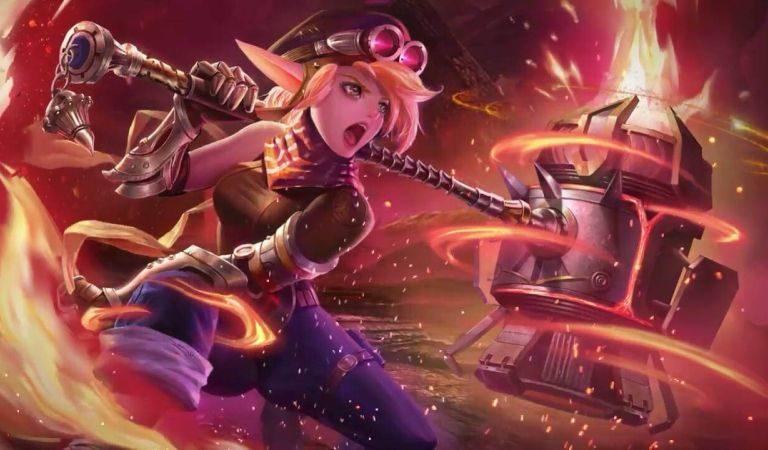 [Opini] Hero Tank Support Lolita untuk melindungi Marksman atau Hero Core kalian dari Gusion
