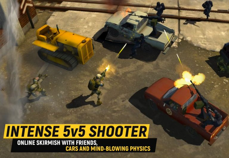Cool Cars Games >> Tacticool Game Tps Android Yang Cool