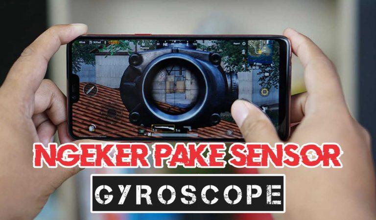 Ngeker pake Gyroscope di PUBG MOBILE ?! Makin Gampang atau Makin Sulit ?