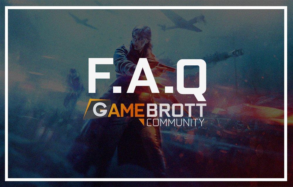 FAQ-COMMUNITY