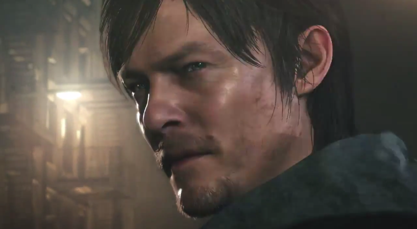 norman-reedus-stars-in-guillermo-del-toros-silent-hill-game