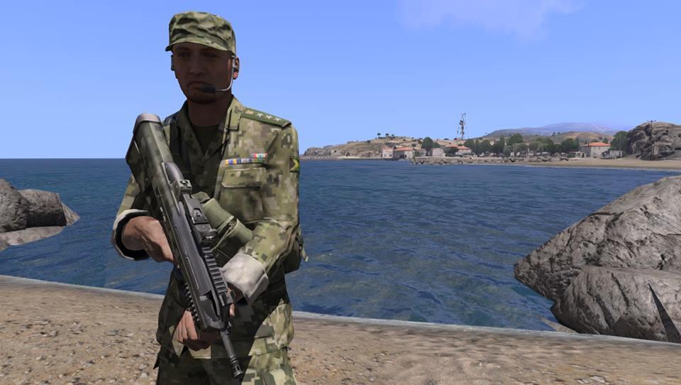 AAF (Altis Armed Forces)
