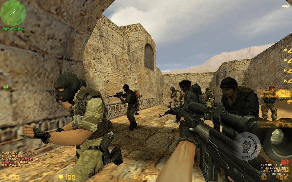Download-Free-Counter-Strike-1.6