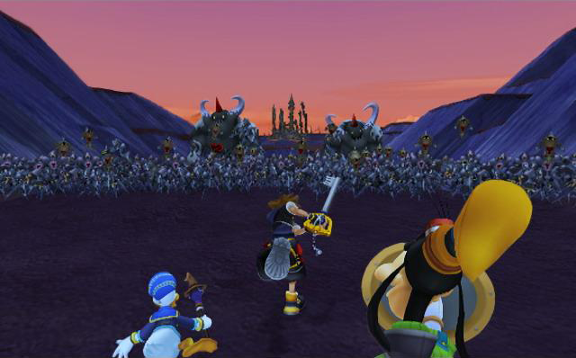 Battle_of_the_1000_Heartless_KHII
