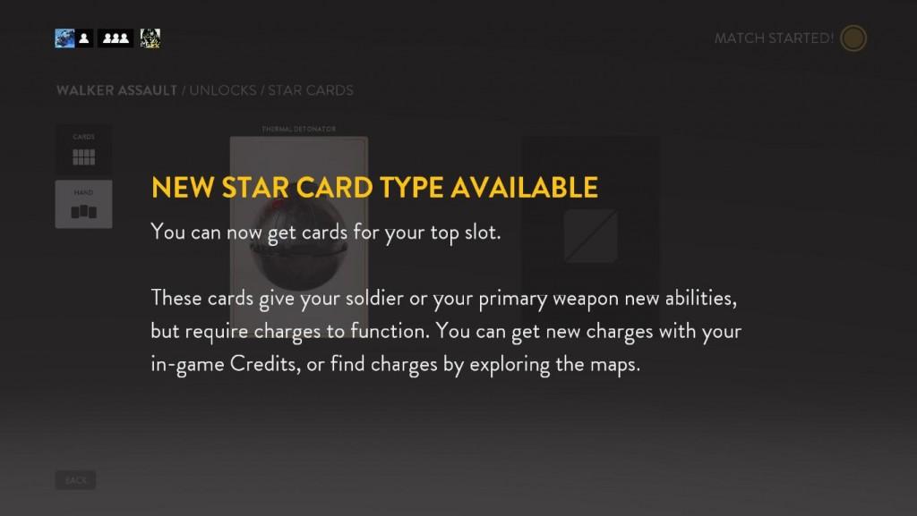 Star Cards yang dapat kamu unlock dengan mata uang StarWars