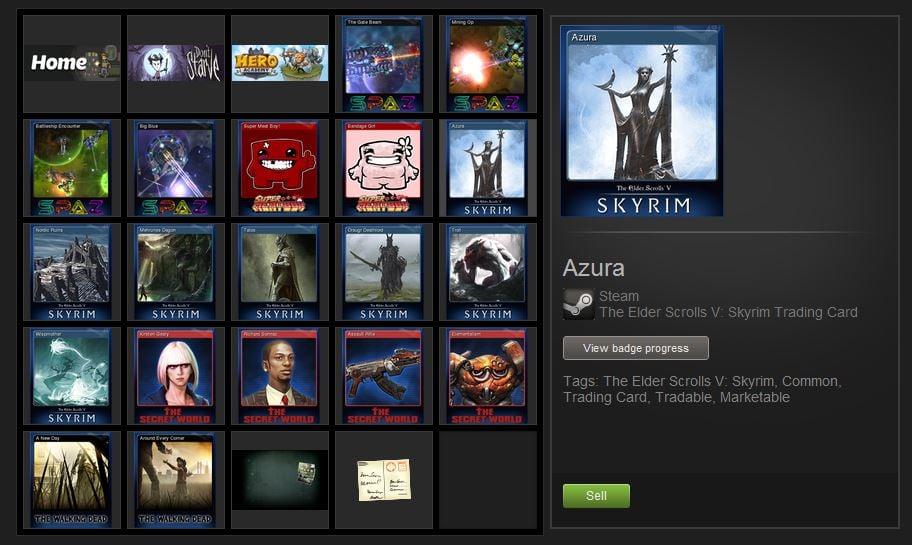 Idle Master Mendapatkan Steam Trading Card Tanpa Memainkan Gamenya Gamebrott Com
