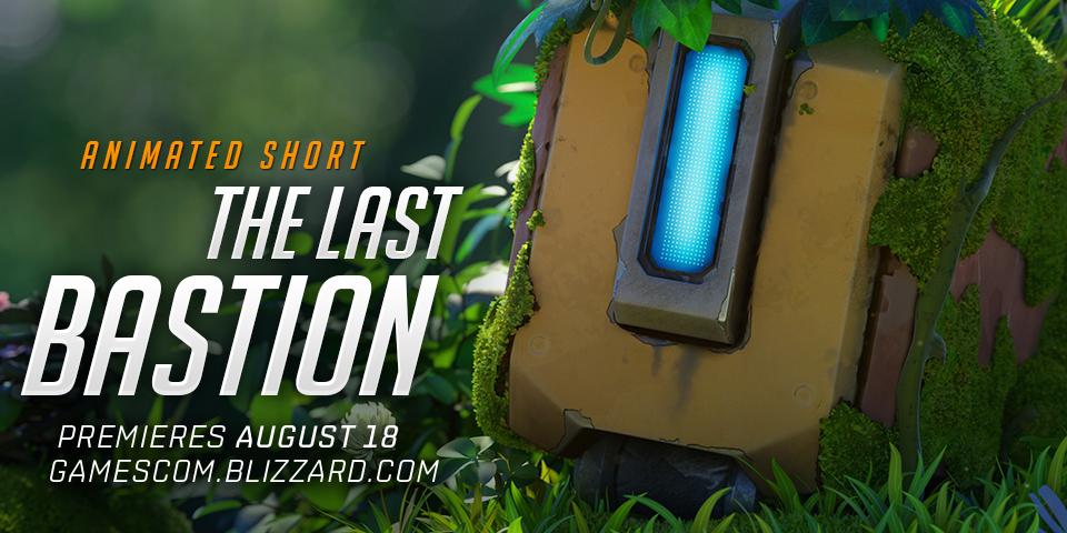 "Animated Short Terbaru Overwatch ""The Last Bastion"" yang akan tayang 18 Agustus 2016"
