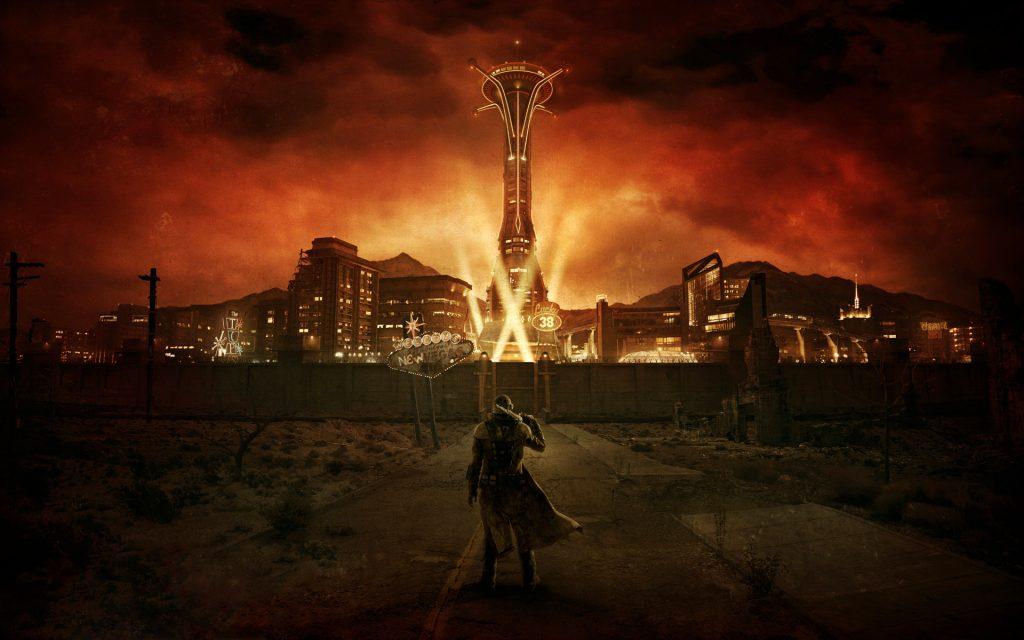 Ranger_at_New_Vegas_entrance