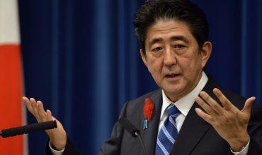 Perdana Menteri Jepang Cosplay Jadi Mario!