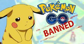Akun Pokemon Go-mu Banned ? Ini Cara Mengembalikannya!
