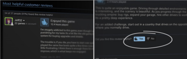 steam-reviews