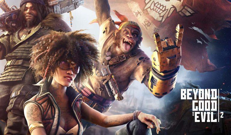Gameplay Teranyar Beyond Good & Evil 2 Siap Dirilis Akhir Tahun Ini
