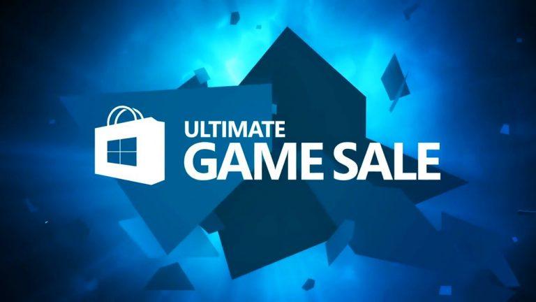 Windows For Sale >> Microsoft Adakan Ultimate Game Sale Untuk Microsoft Store