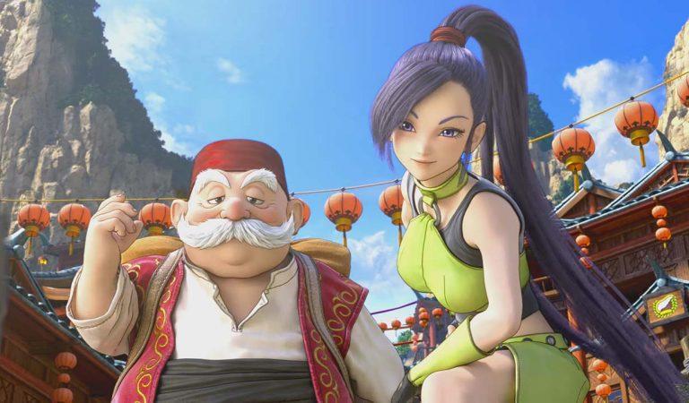 Bonus Edisi Spesial Dragon Quest XI Region Asia Diumumkan