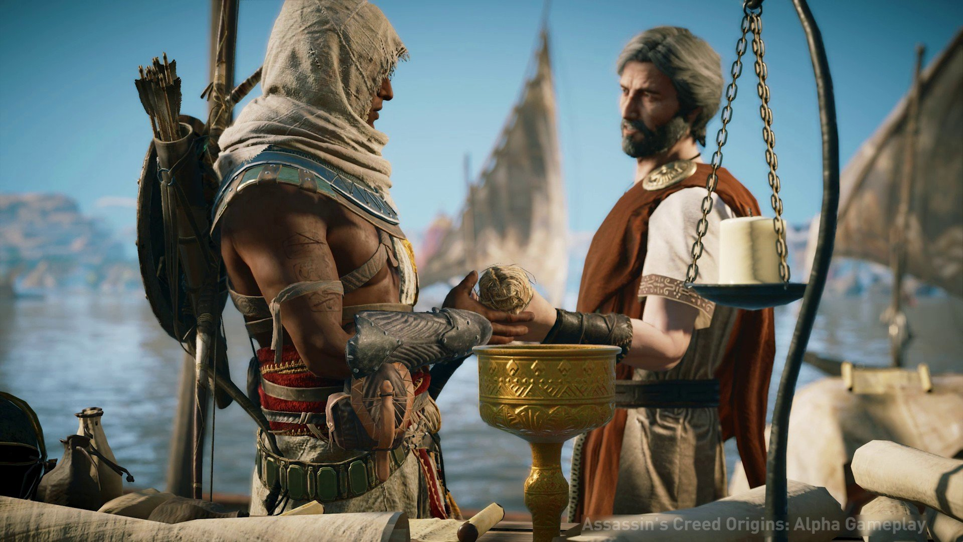 Ubisoft Dipusingkan Dengan Spam Lelucon Rasis Di Steam Forum Assassins Creed Origins Gamebrott Com