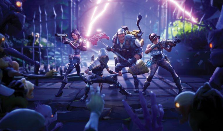 Epic Games: Map Baru Fortnite Bukan Prioritas Kami untuk Saat Ini
