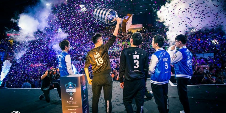 pict source: esl one genting 2018