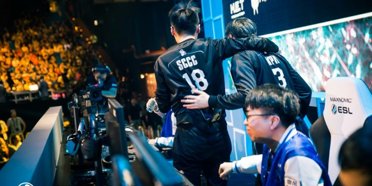 pict source : ESL One Genting 2018