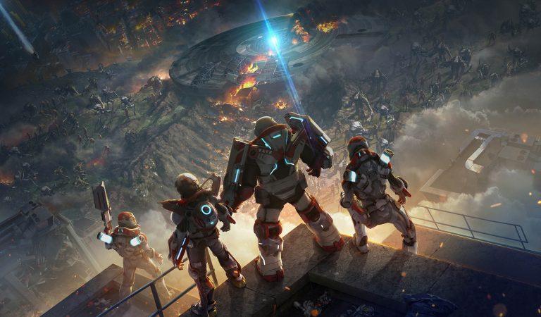 Developer Nex Machina Sedang Menggarap Game Terbarunya