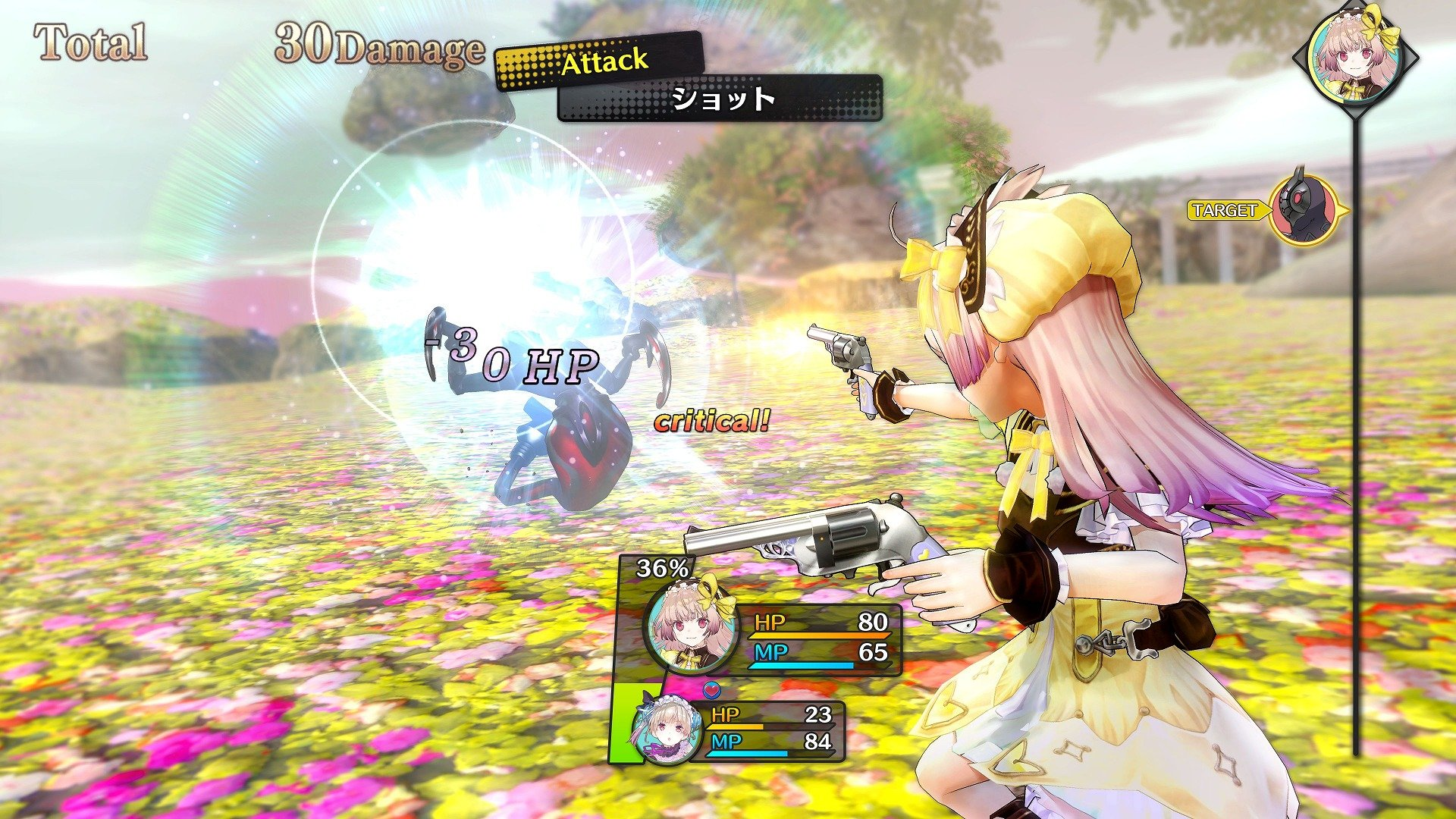 Atelier Lydie and Suelle Battle