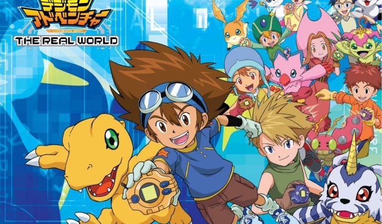 Bandai Namco Umumkan Game Baru Digimon Untuk IOS dan Android