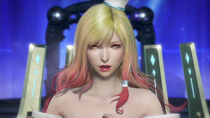 Final Fantasy NT Cosmos