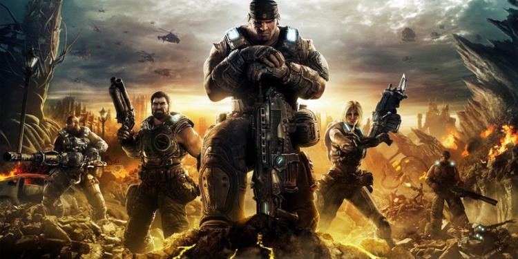 Gears of War 5 Header