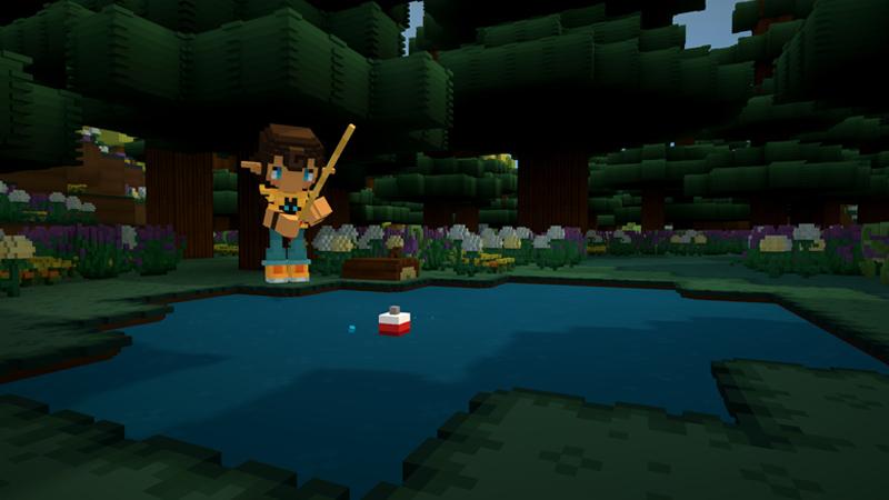 Staxel Fishing