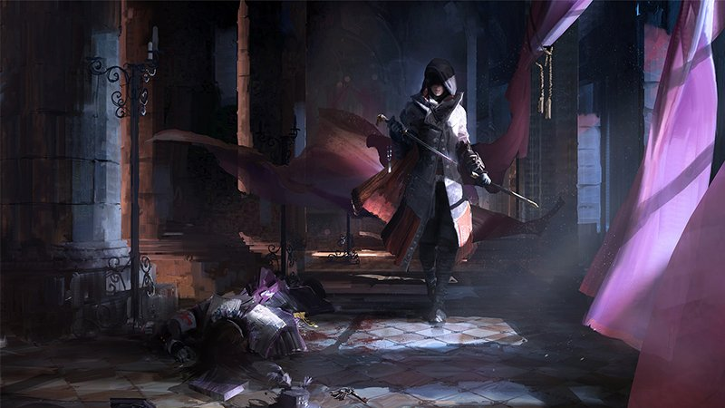 Concept Art AC Syndicate