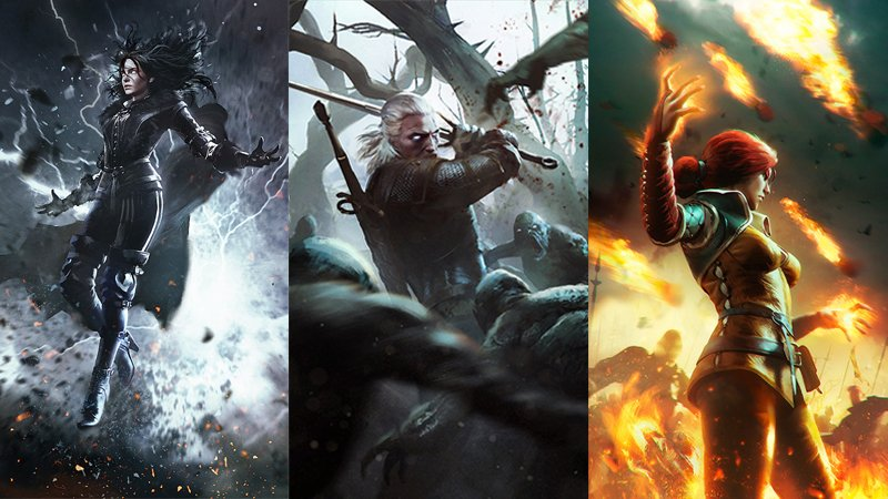 Concept Art The Witcher 3