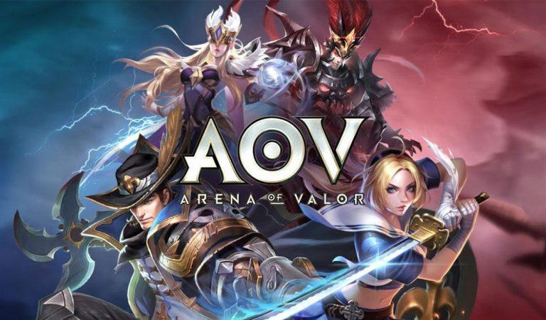 AOV Version Update : Saatnya Para Mage Menguasai Arena Antaris