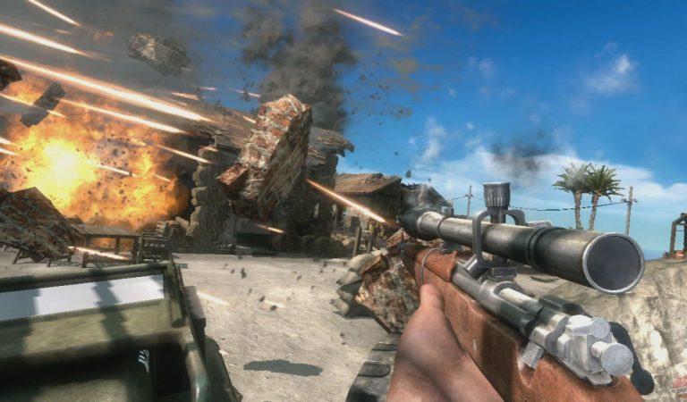 Sekarang Kamu Bisa Rasakan Battlefield 1943 di PC