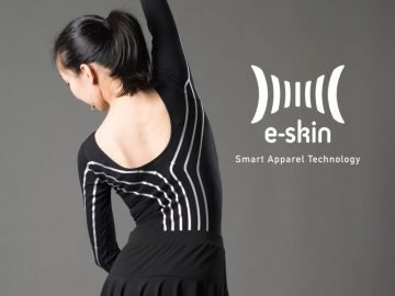 e-skin header