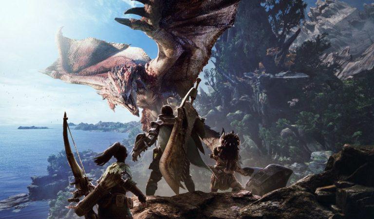Beta Terakhir Monster Hunter World Dimulai Hari Ini di PlayStation 4