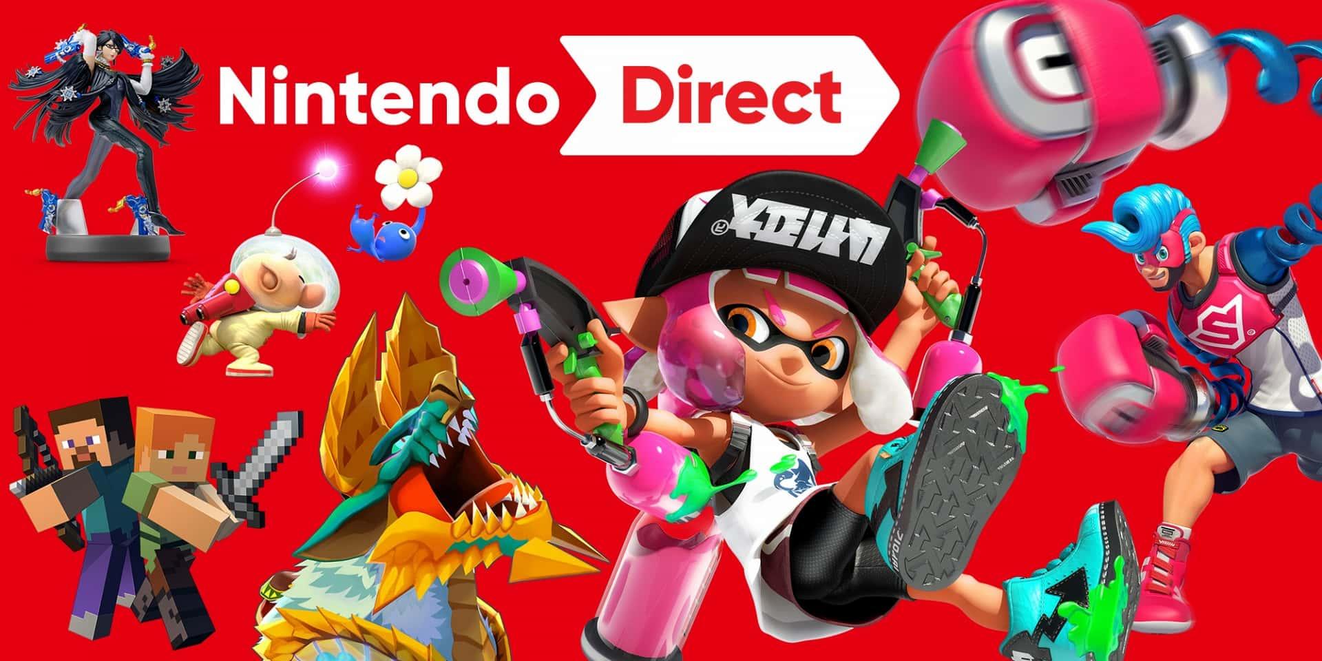 日本時間の6月13日の午前1時に実施した米国任天堂のプレゼンテーションNintendo Direct E3 2018をはじめ現地での