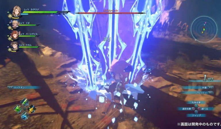 Granblue Fantasy Project Re: Link Dapatkan Gameplay HD Terbarunya