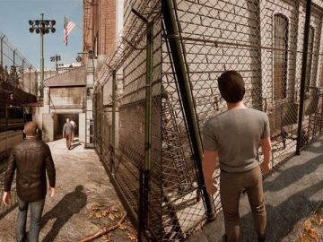 A Way Out Gameplay