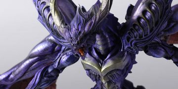 Action Figure Bahamut