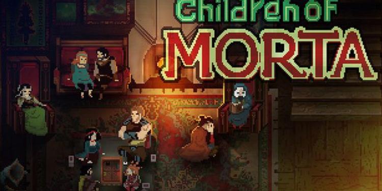 Children of Morta Header