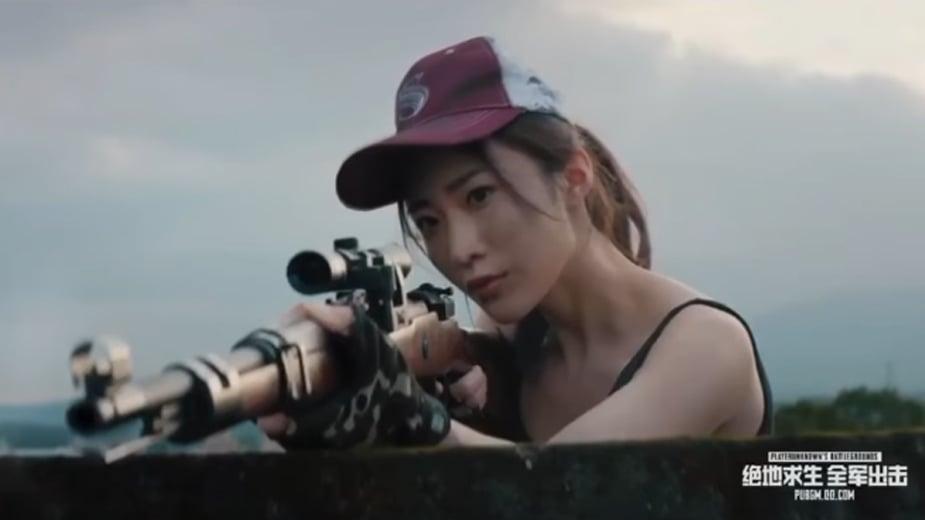 Chinese PUBG Trailer