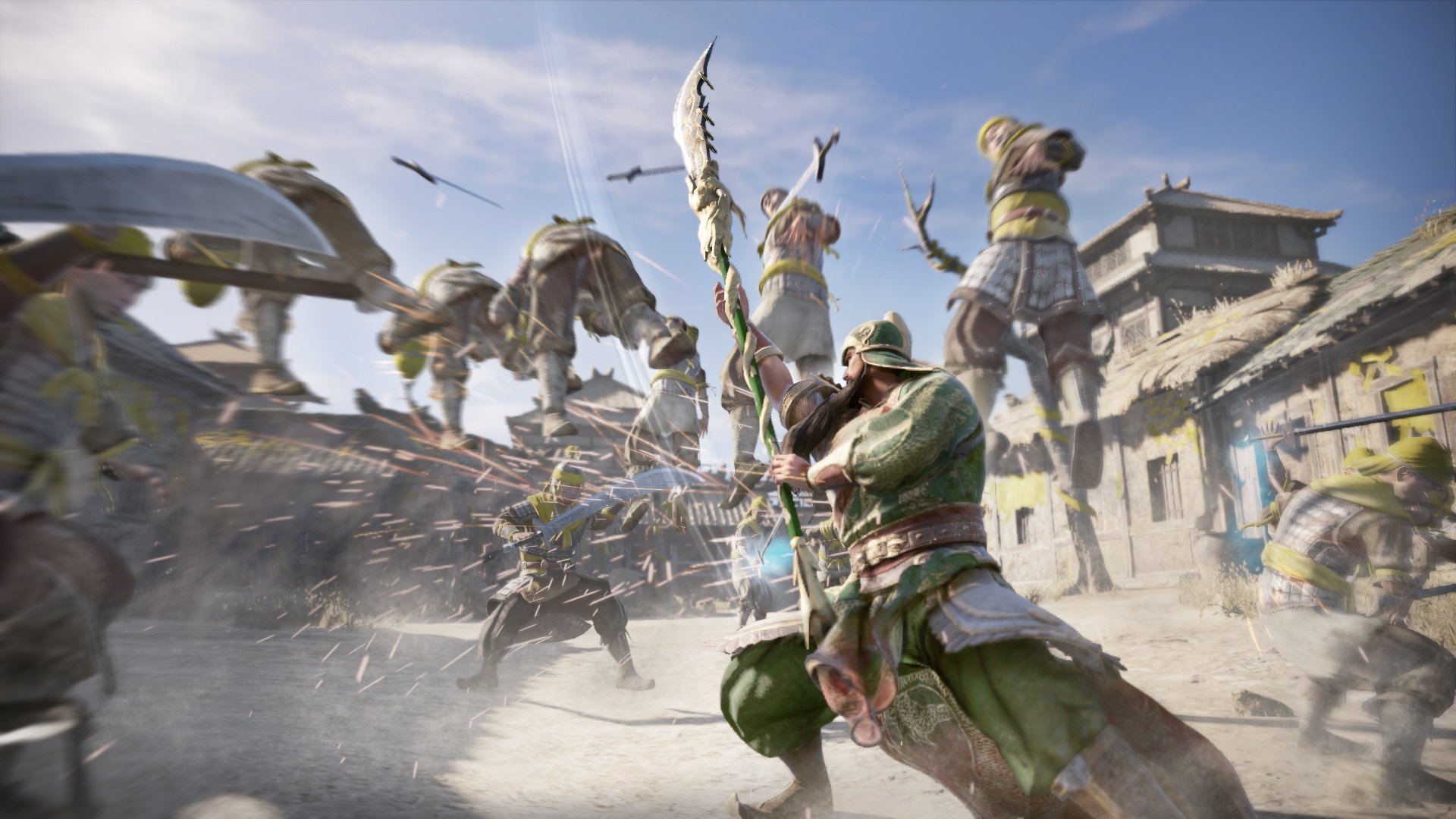 Koei Tecmo Umumkan Spesifikasi Pc Dynasty Warriors 9 Gamebrott Com