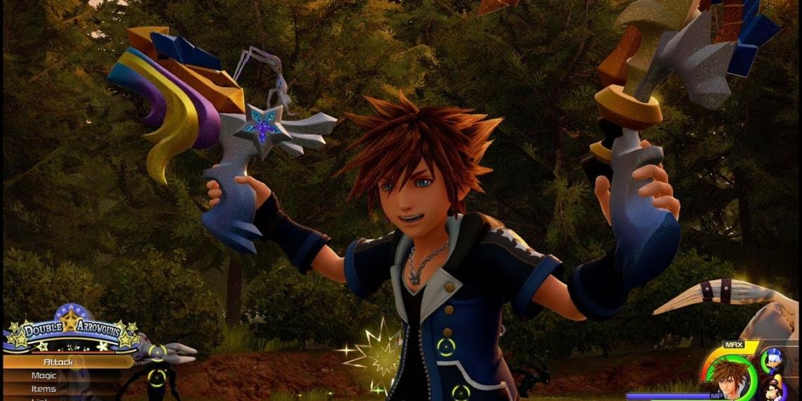 Action FIgure Kingdom Hearts