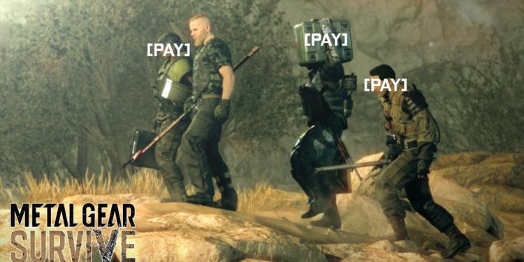 Metal Gear Survive Header