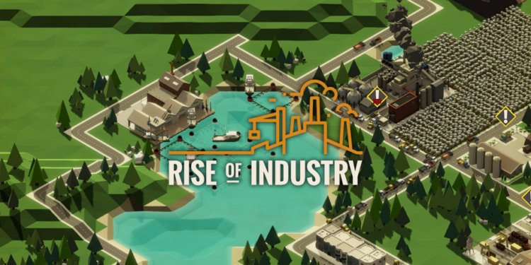 Rise of Industry Header