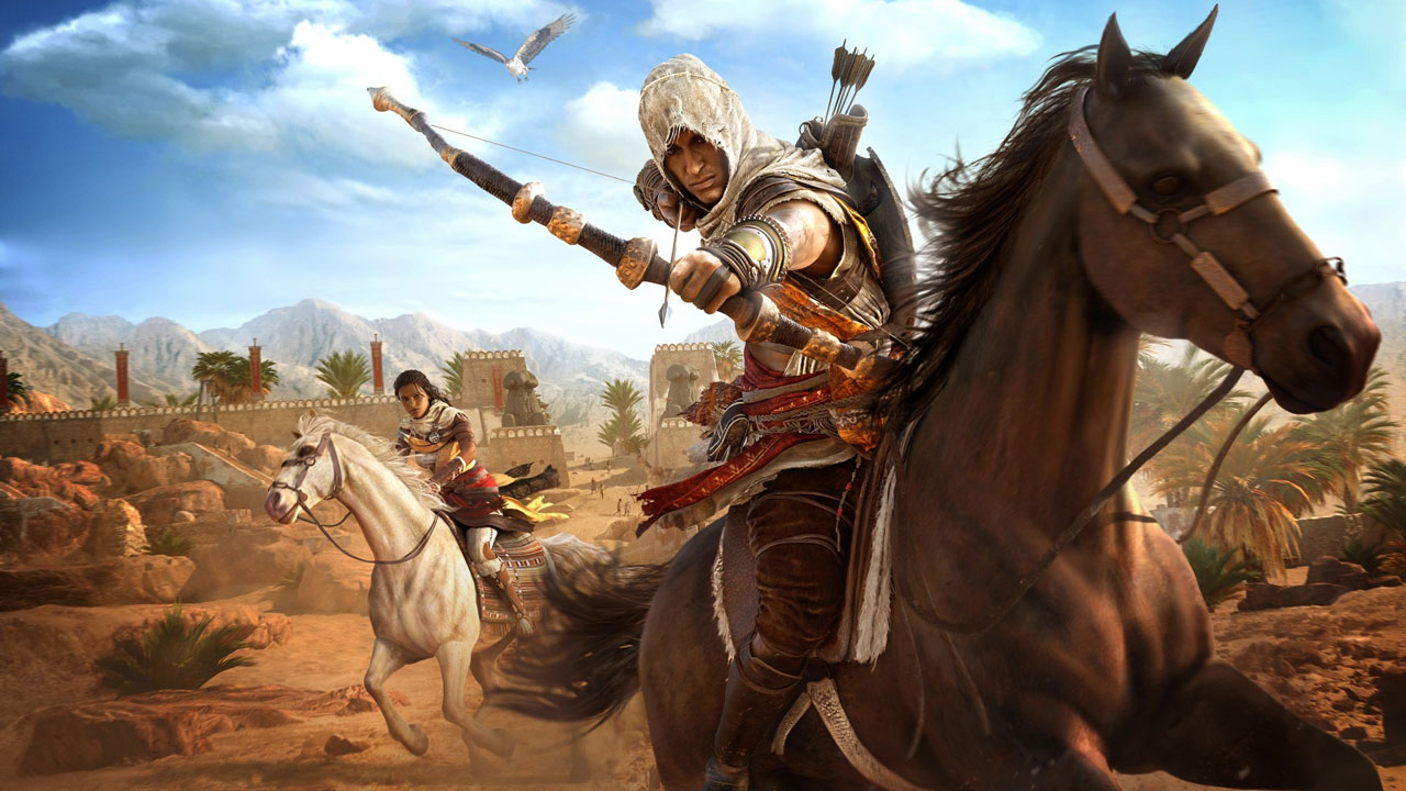 Coba Assassin S Creed Origins Gratis Di Pc Dalam Free Weekend Minggu Ini Gamebrott Com