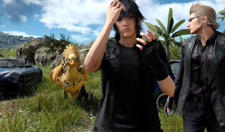 Final Fantasy XV Windows Edition Tak Miliki Denuvo?