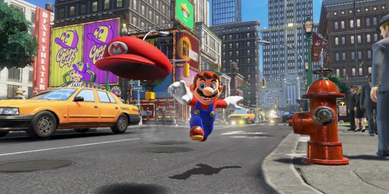 Maskapai Penerbangan Ini Bagikan 30 Unit Nintendo Switch Sekaligus Game Super Mario Odyssey